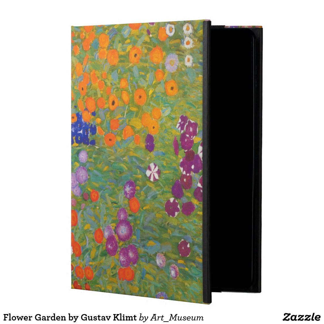 Flower Garden By Gustav Klimt Case For Ipad Air Ipad Case Klimt Case