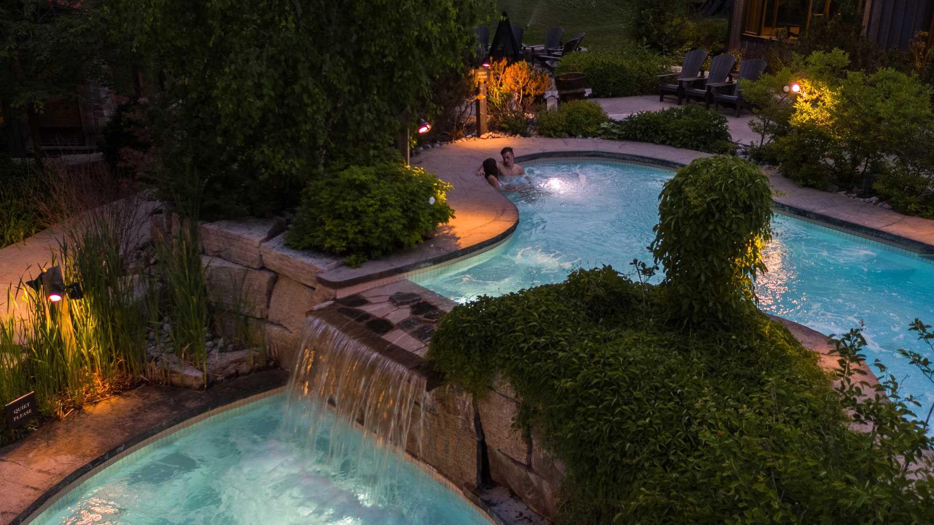 Bath Spa Rates Scandinave Spa Blue Mountain Bath Spa Blue Mountain Scandinavian Baths
