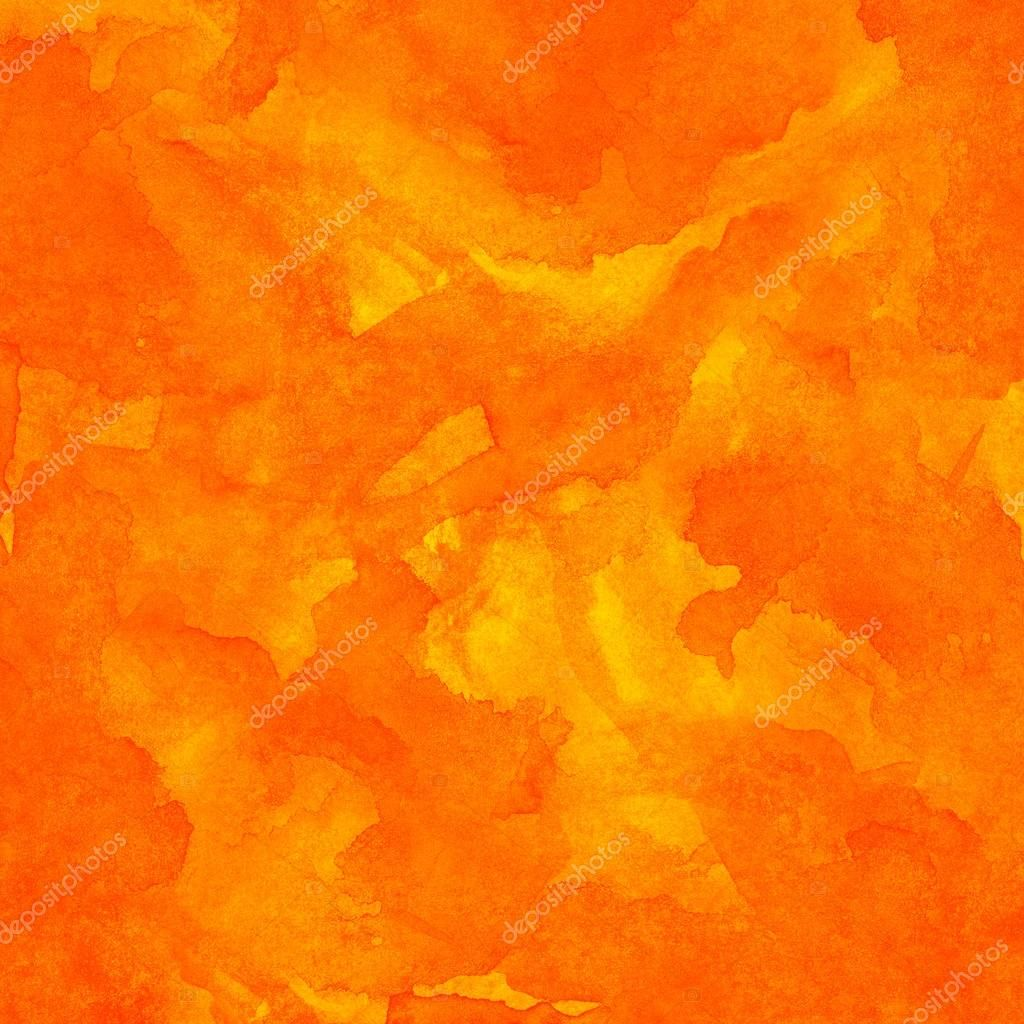 Download Royalty Free Orange Abstract Watercolor Macro Texture