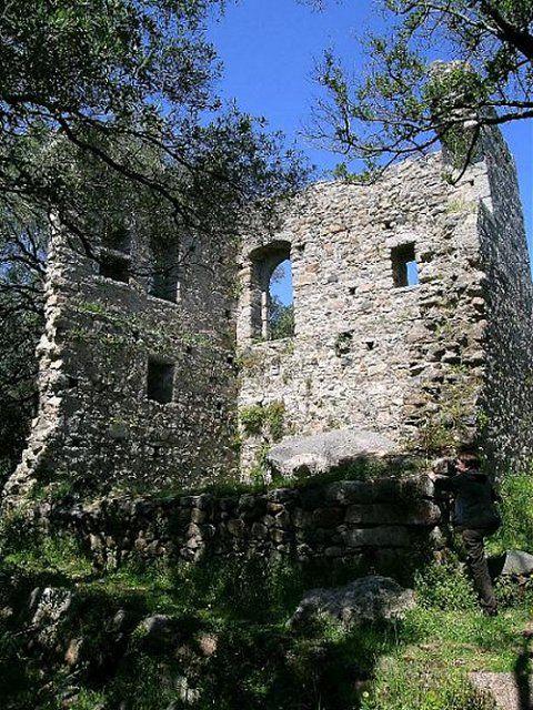 LUOGOSANTO (castello di Baldu o Santo Stefano)