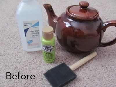 How To Paint Ceramic Yes It Can Be Done Diy