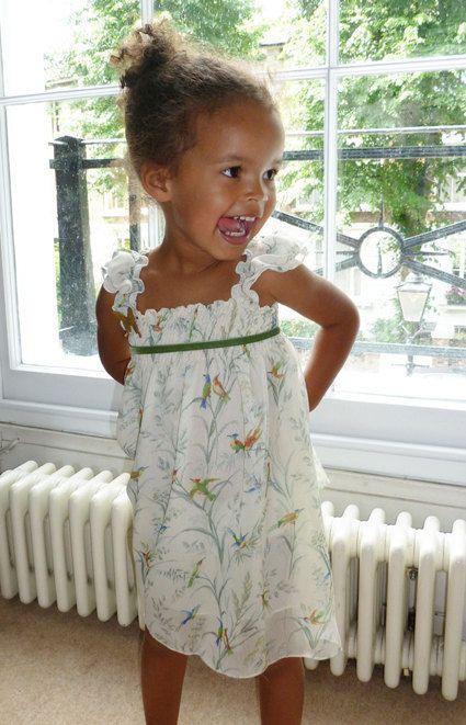 Loula dress by annieandtom on Etsy