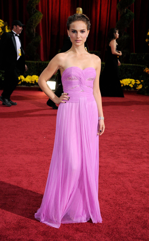 17  images about Natalie Portman Dresses on Pinterest  Natalie ...