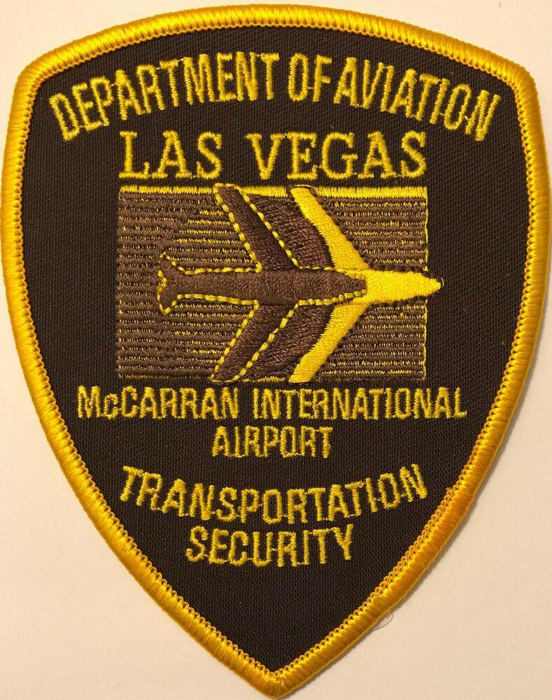Las Vegas McCarran Airport Transportation Security Nevada