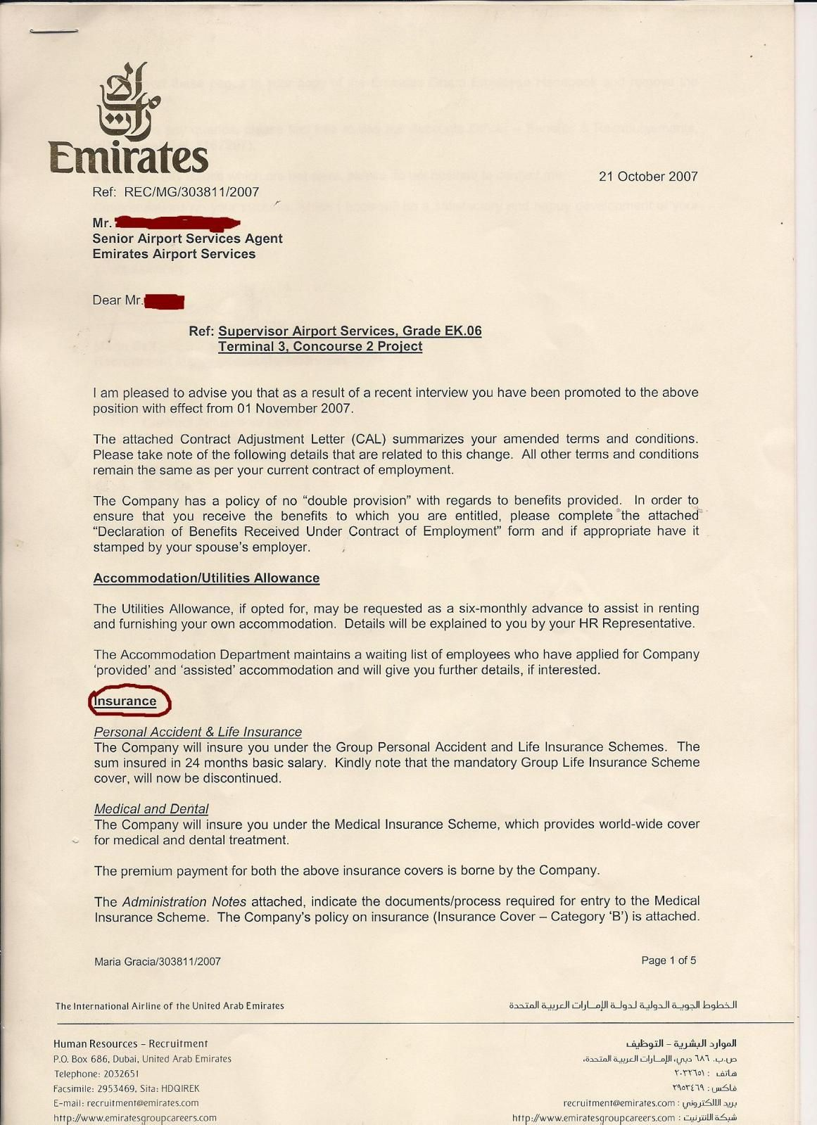 Medical Insurance Truth About Emirates Airline Management Rental