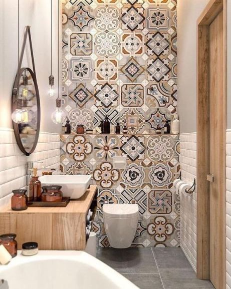 The DIY Home Decor Hack That's Going Viral #bathroomdecoration
