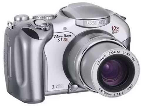 Cool Get Canon PowerShot S1 Is Digitalkamera 32 Megapixel Deal