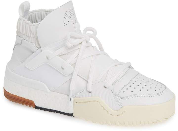 Women's Adidas By Alexander Wang Bball High Top Sneaker