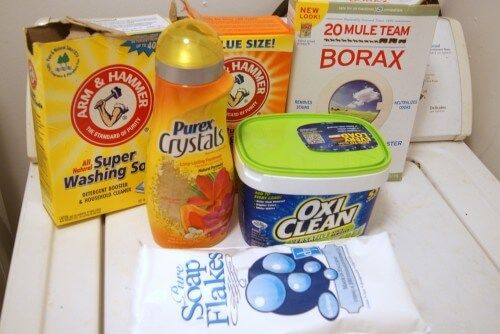 How To Make The Easiest Diy Laundry Detergent Ever No Grating