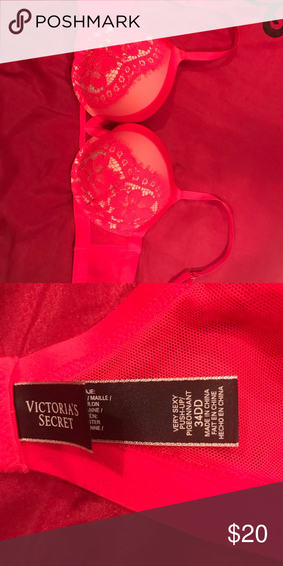 30264fe40fcb4 Victoria Secret Very Sexy Push-up NWT Victoria s Secret Intimates    Sleepwear Bras
