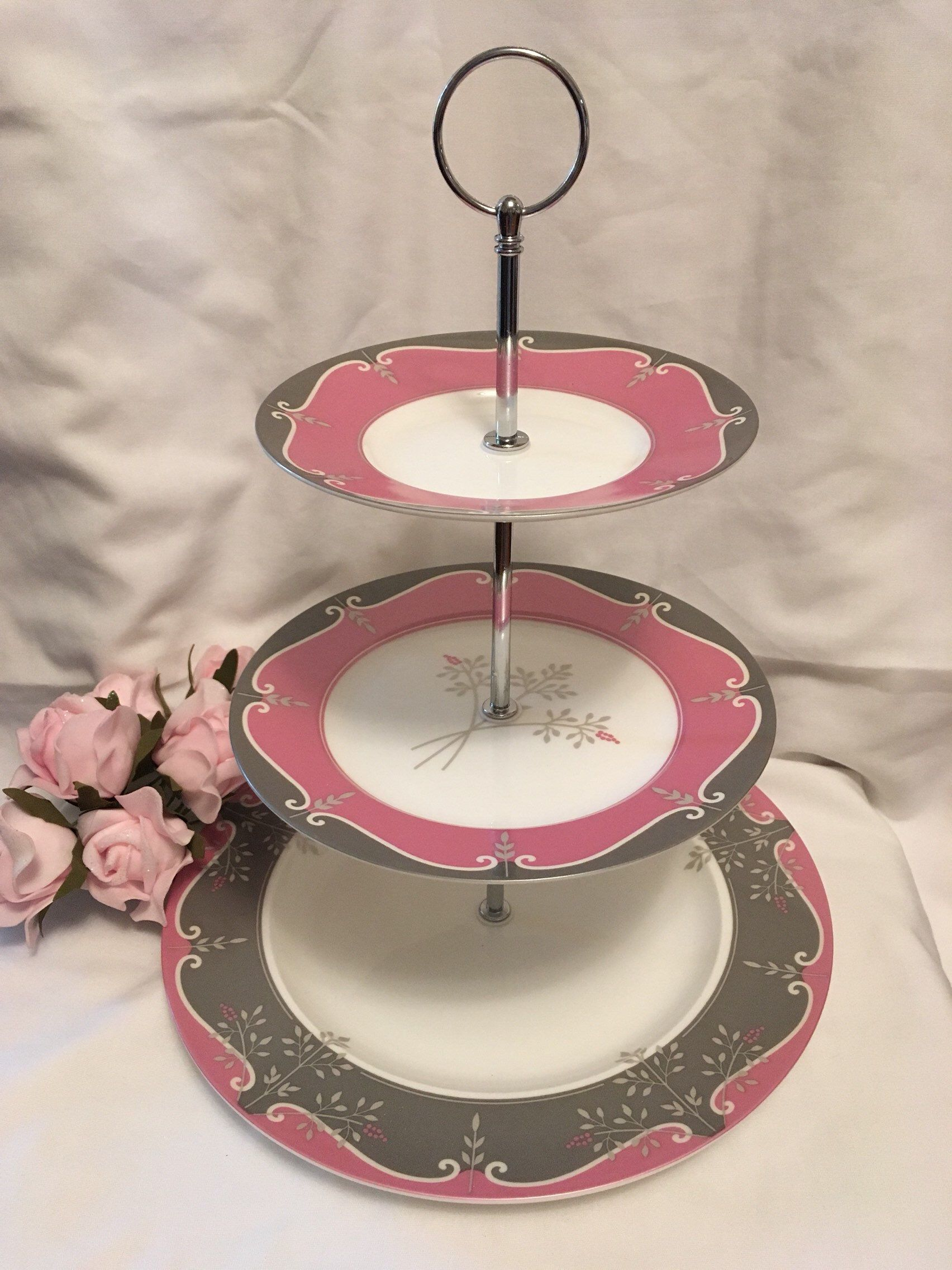 3 tier cake stand - asda