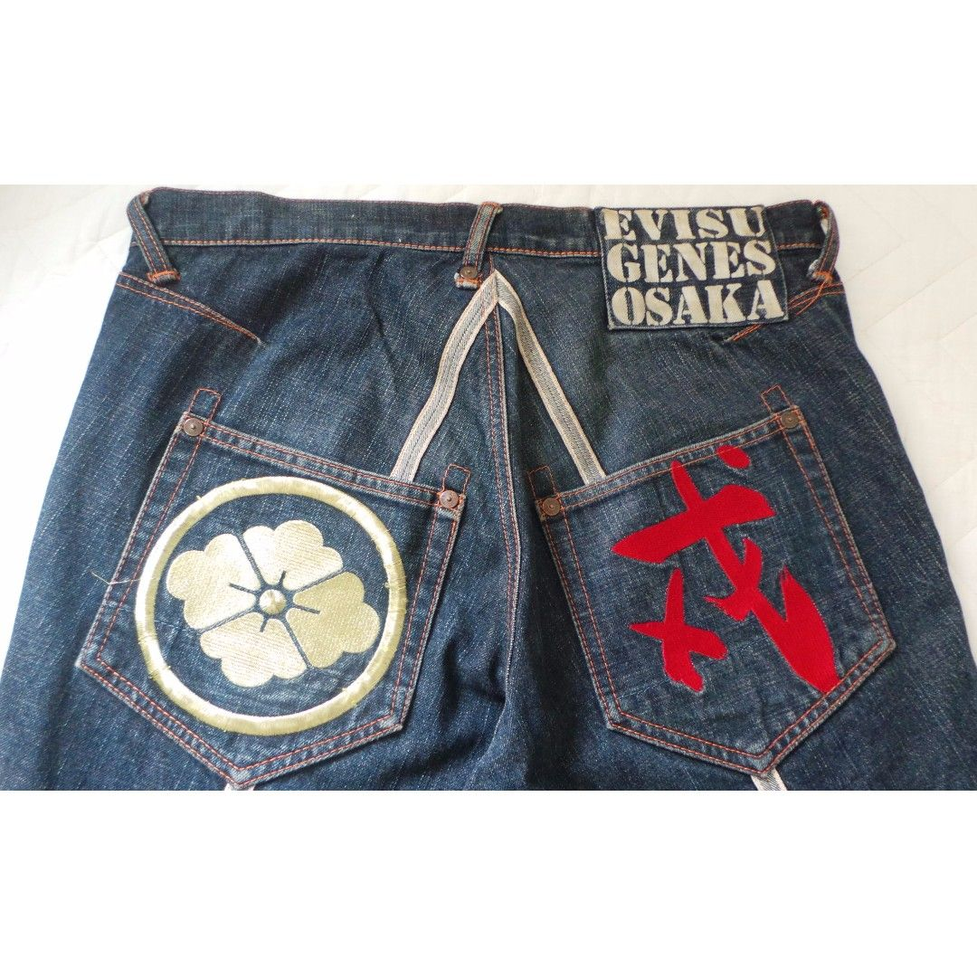 003f3ad99975 Buy Genuine   Rare Evisu Genes (Jeans) by Artsy Hut in Sungai Pelek ...