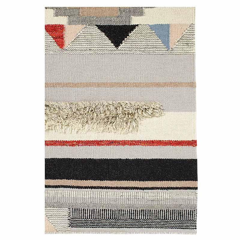 Teppich Wolle bunt von Nordal | Teppich | Pinterest | Deko, Bunt und ...