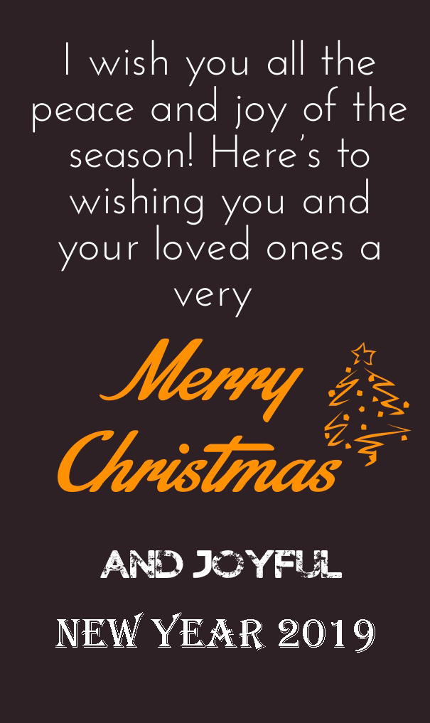 christmas and new year love wishes 2019