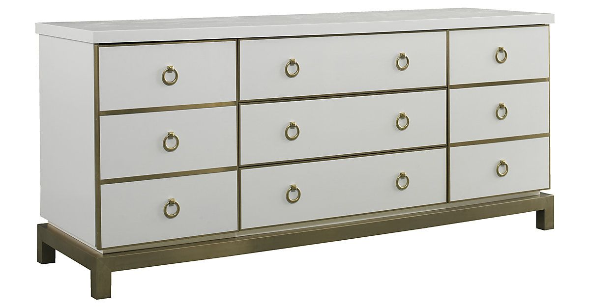 Best Sleek And Streamlined This Contemporary Nine Drawer 640 x 480