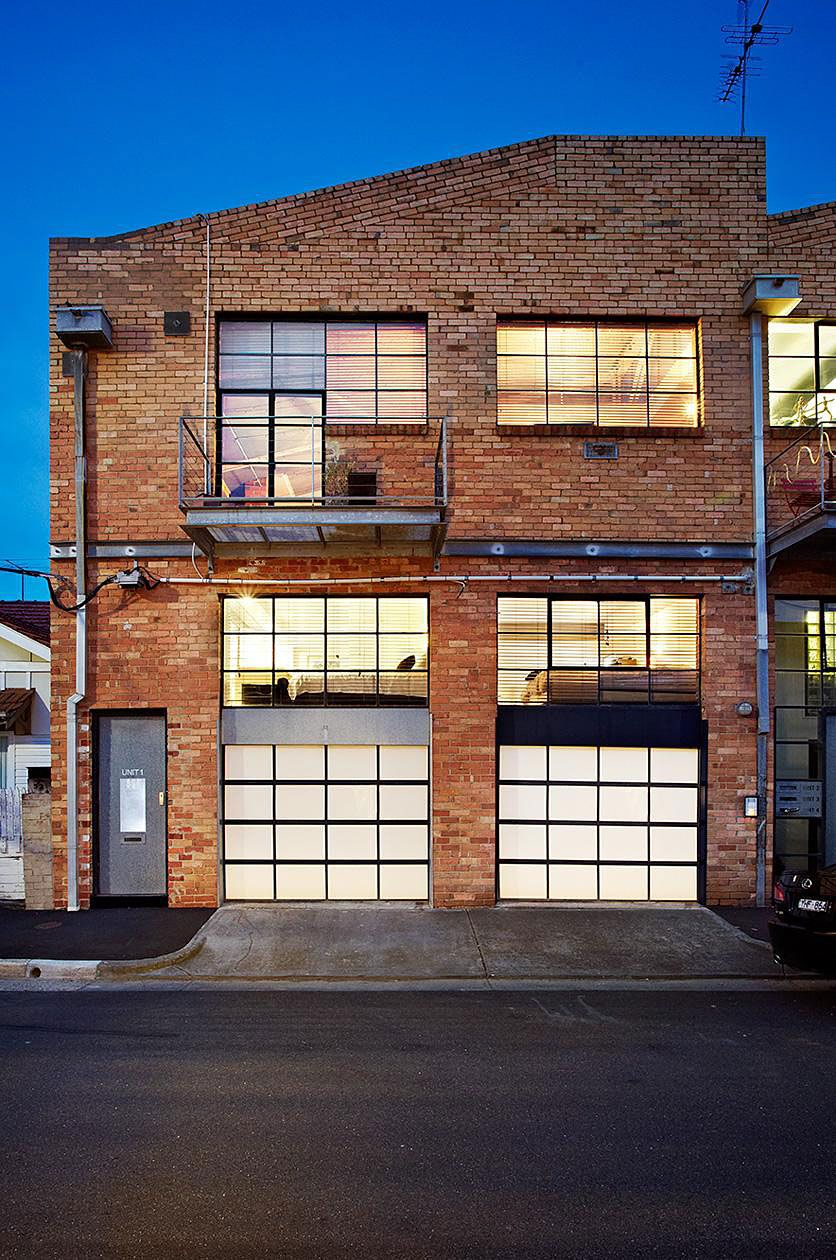 Two Story Warehouse Conversion