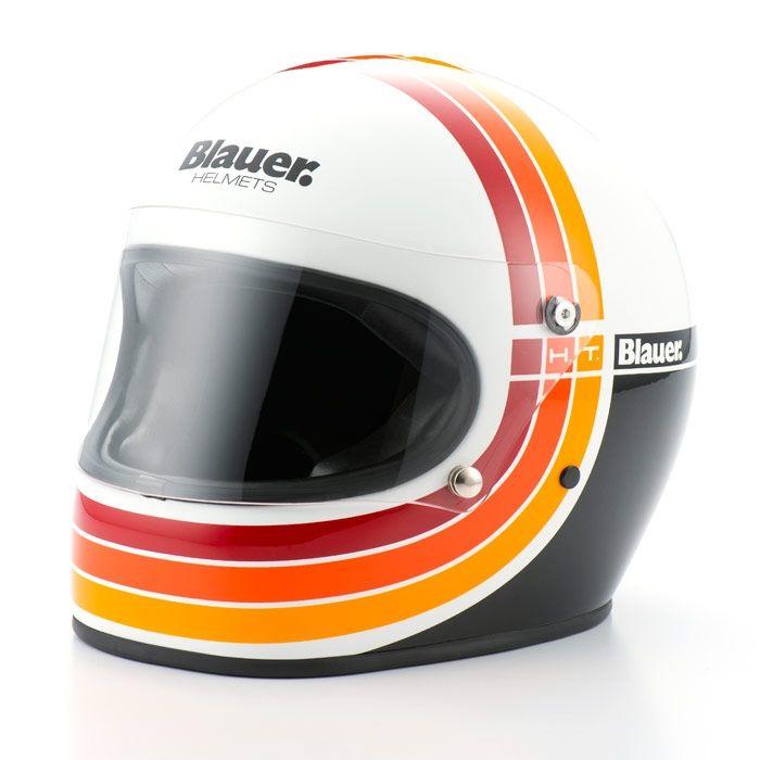 80'S WHITE helmet