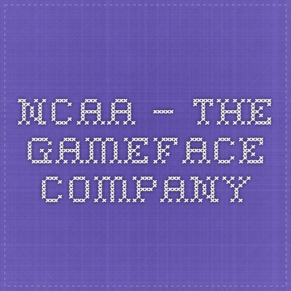 NCAA – The Gameface Company