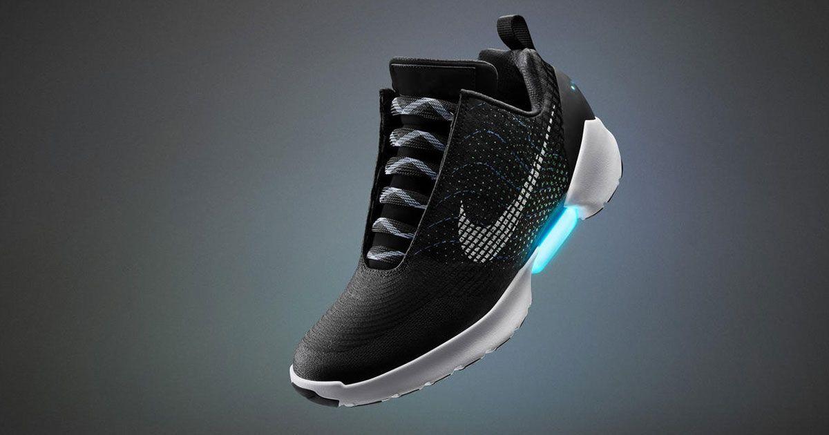 Nike präsentiert selbstschnürenden Hyperadapt | Spitze