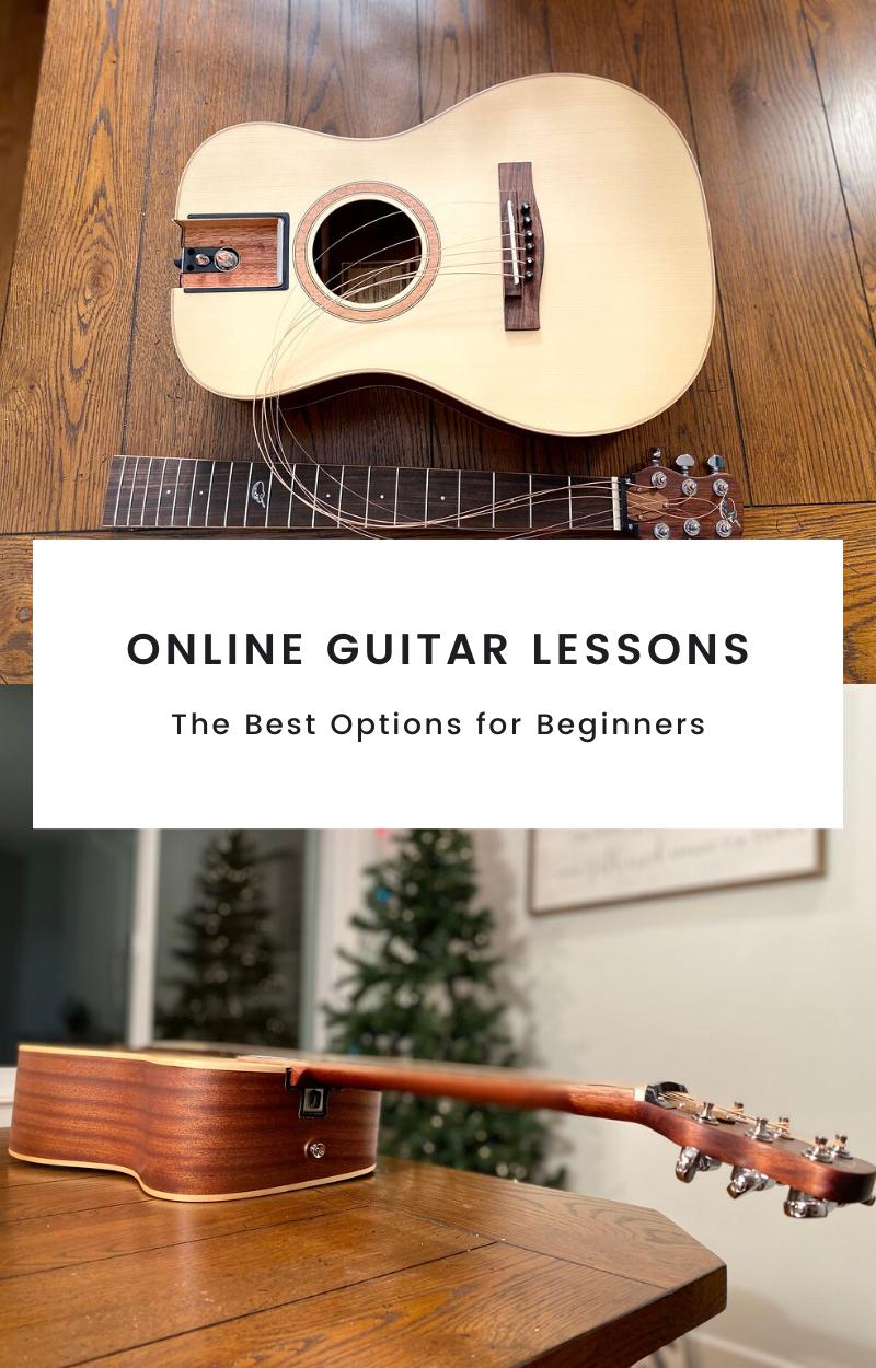 4 Best Beginner Guitar Lessons Online Easy Free Guitar Chalk Best Online Guitar Lessons Online Guitar Lessons Guitar Lessons