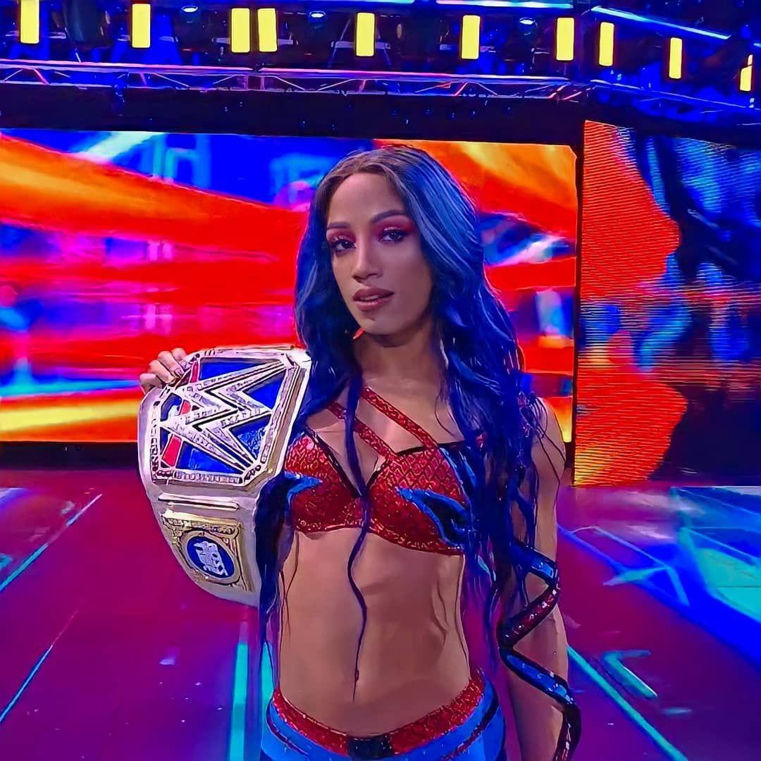 Sasha Banks Teases Potential WWE Smackdown Return Date 30