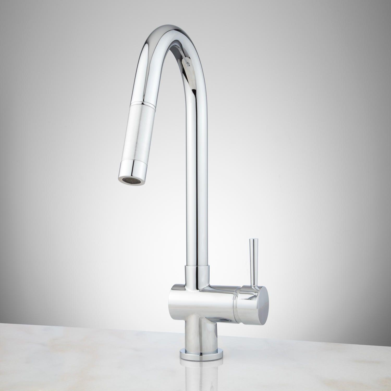 Royden Pull-Down Kitchen Faucet | Kitchen | Kitchen sink ...
