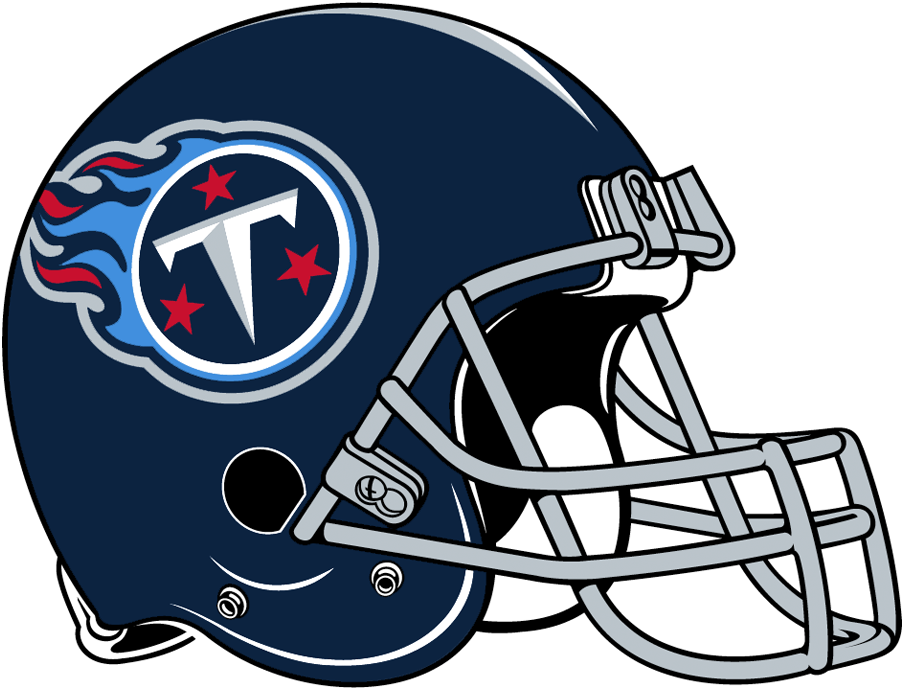Tennessee Titans Nfl Football Helmets Tennessee Titans Football Football Helmets