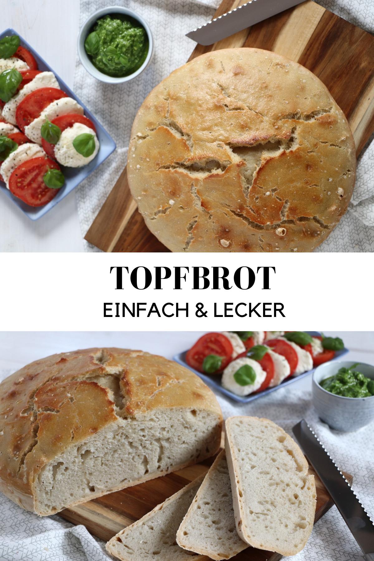 Rezept: Brot selber backen