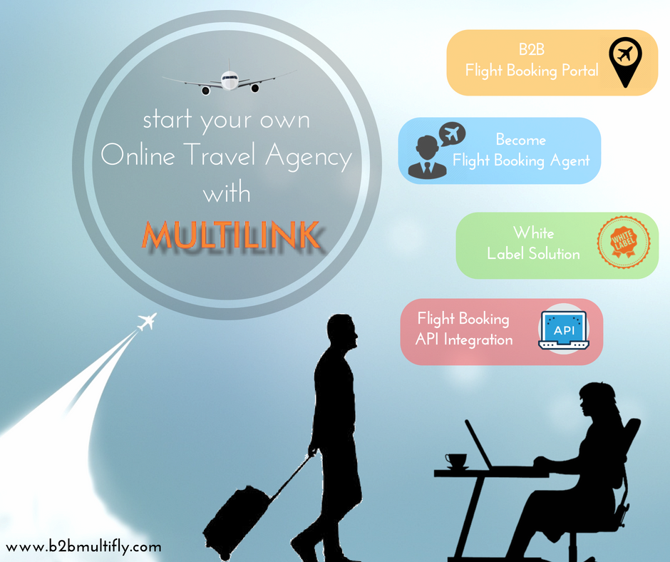 Top B2b Travel Portal India B2bmultifly Is Best Online B2b