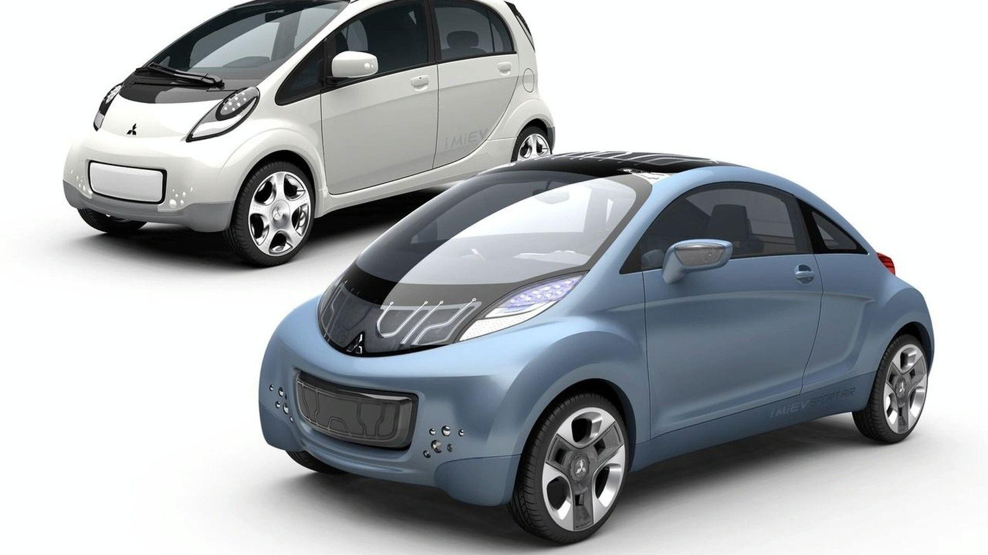 New 2020 Mitsubishi I Miev Concept