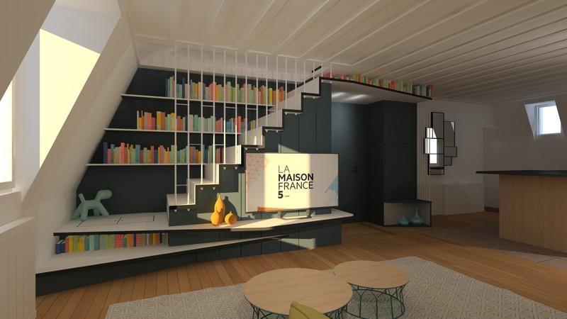la maison france 5 uz s class en 2019 home decor. Black Bedroom Furniture Sets. Home Design Ideas