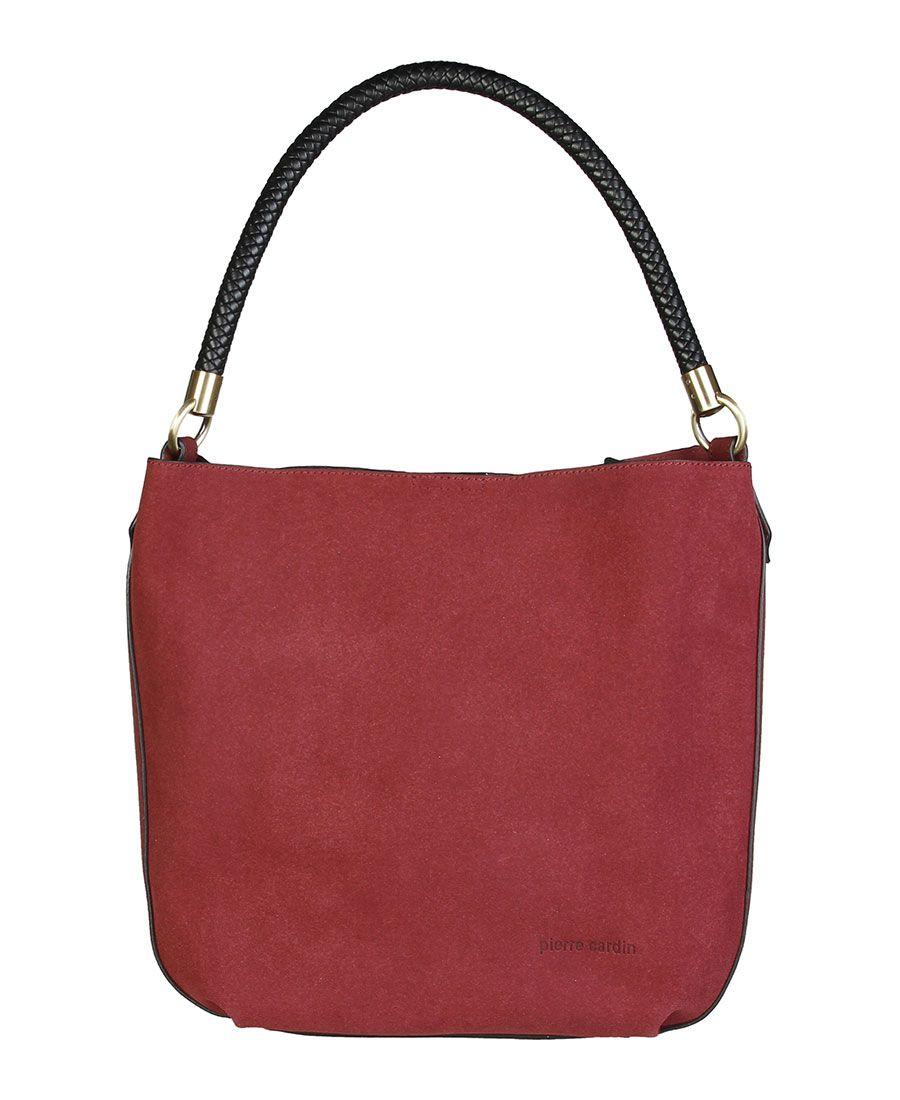 Borsa a spalla donna  Rosso PIERRE CARDIN - Autunno Inverno - titalola