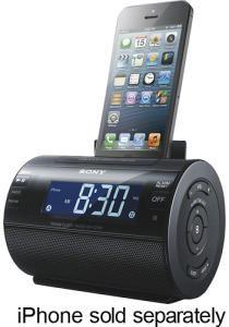 Sony Am Fm Dual Alarm Clock Radio