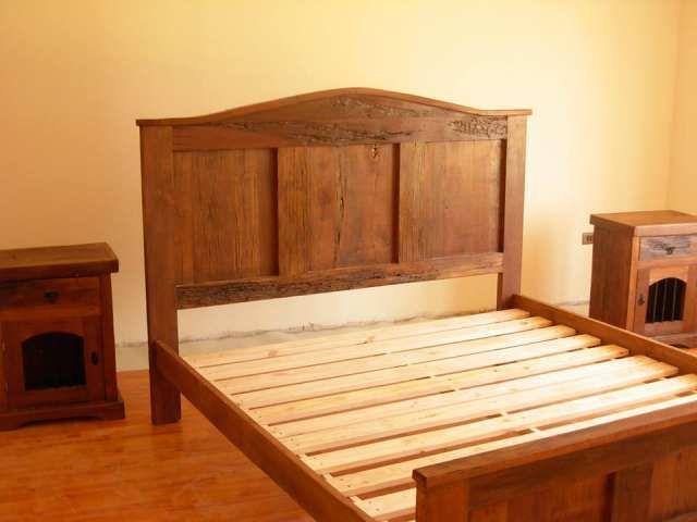 camas de madera - Buscar con Google | muebles | Pinterest | Camas de ...