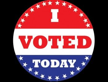 i voted, did you?
