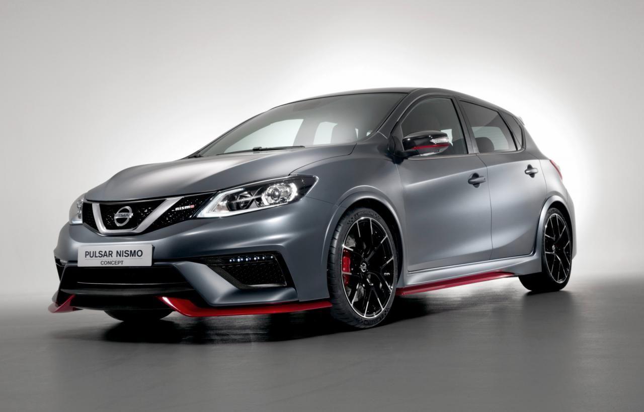 TURBO PORTAL - Službeno: Novi Nissan Pulsar Nismo Concept