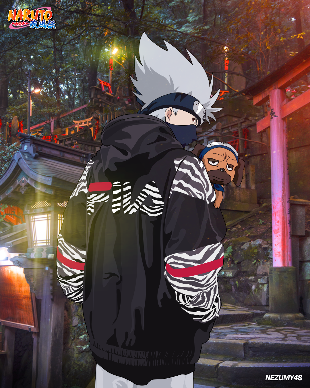 Pain Naruto Wallpaper: Pin By S SHUI On Character ILLUSTRATION/scene
