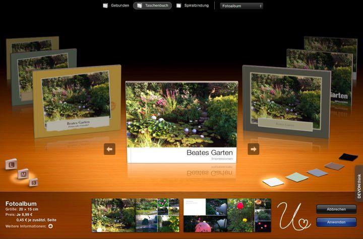 Fotobuch Erstellen Mit Iphoto Woanders Drucken Imac Iphone Ipad