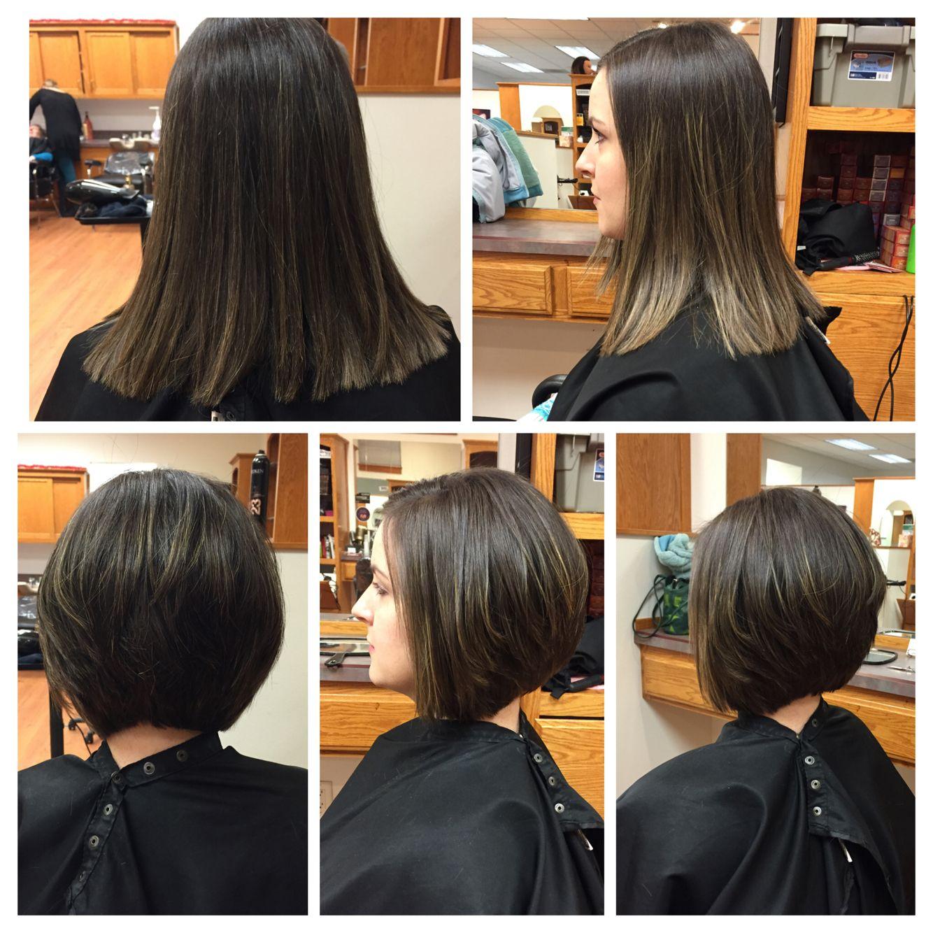 Fashionable Bob Haircut Burtonshair Classic Redken Hairstyles - Haircut missoula