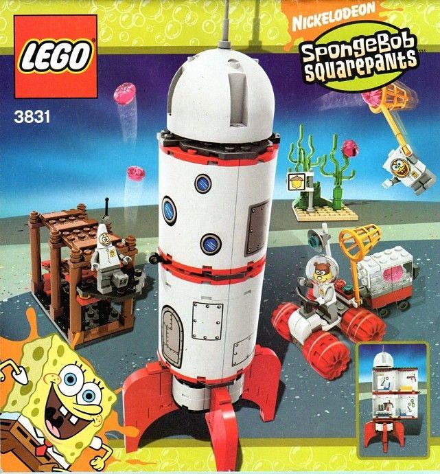 3831 1 Rocket Ride Alexs Lego Bin Pinterest Lego Lego Sets