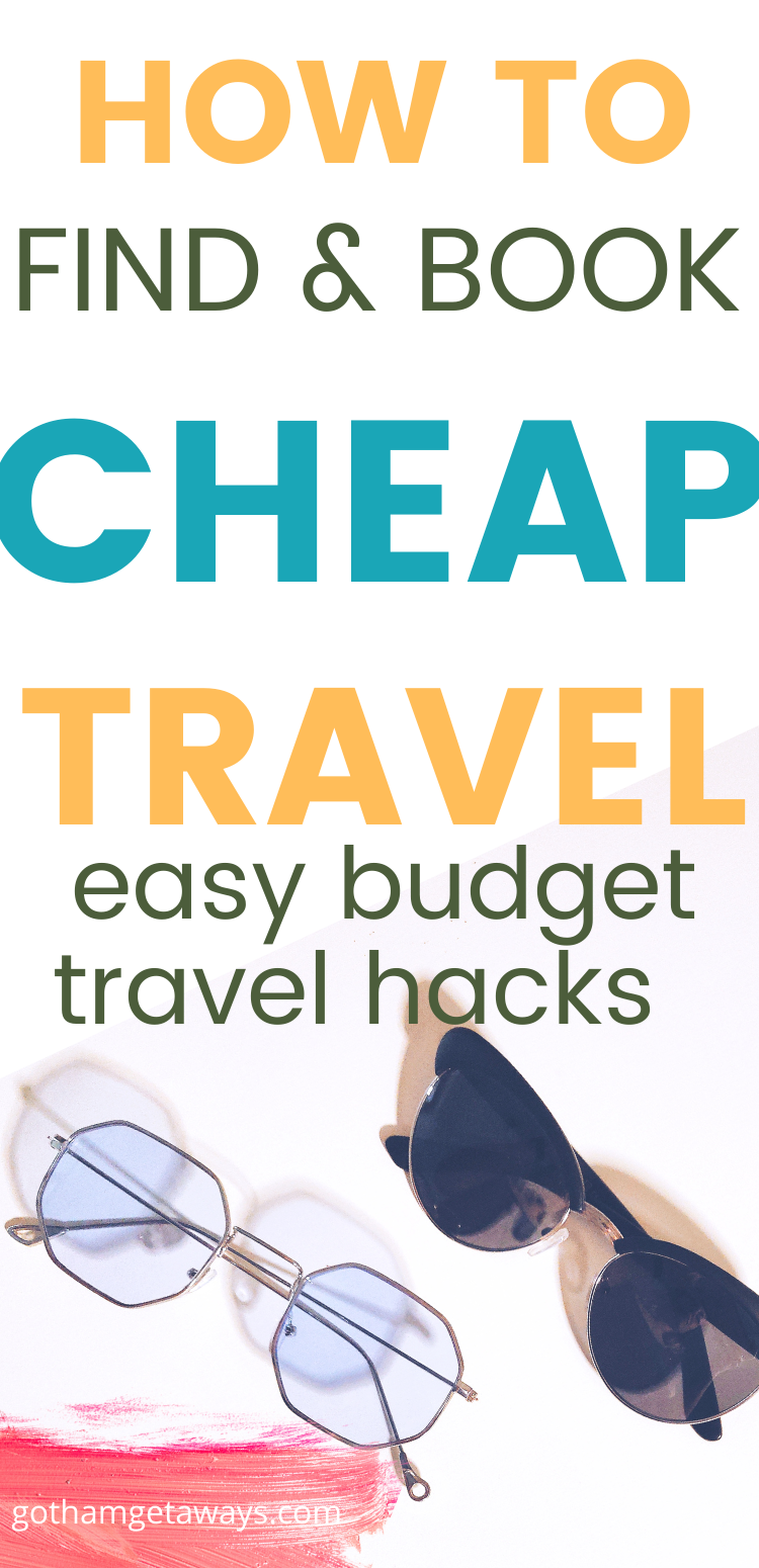 How to find travel deals to get cheap flights and hotel stays. How to find travel discounts. The best websites for booking cheap flights and saving hundreds on travel. #traveldeals #travel #traveltips #travelonabudget #budgettravel