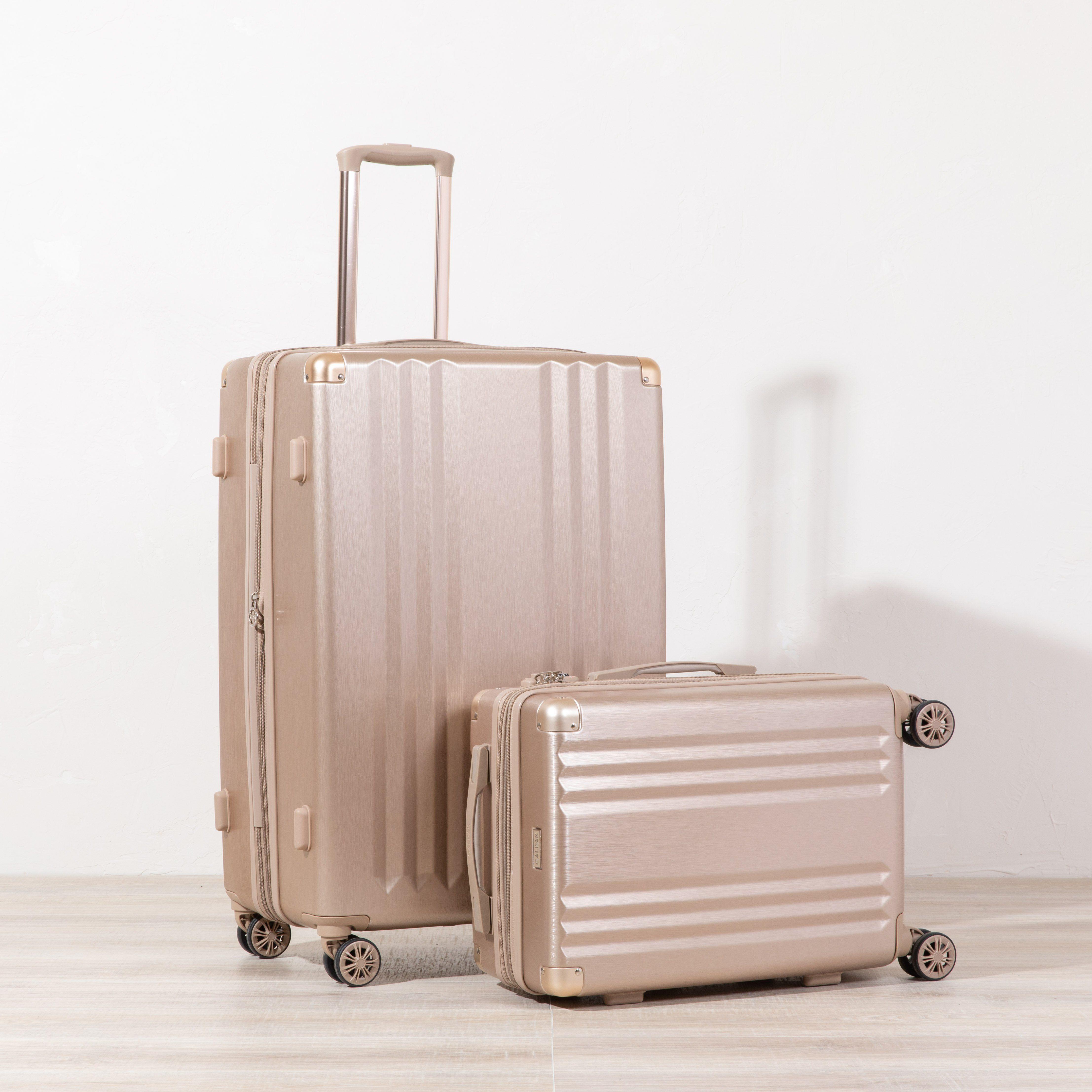 97eb08c71 Ambeur 2-Piece Luggage Set - Gold