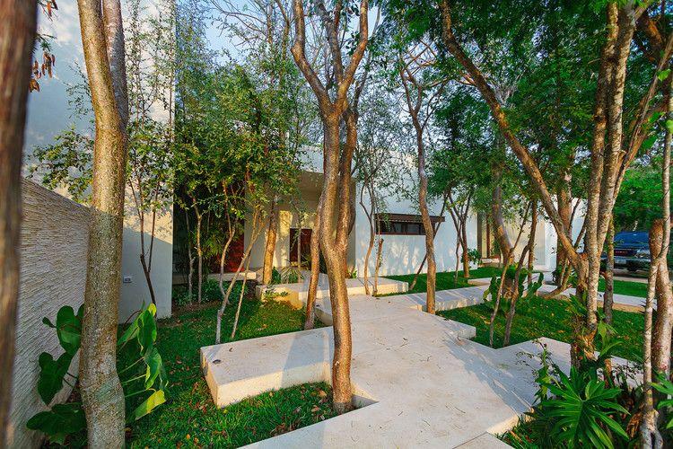 Casa aldea seijo peon arquitectos y asociados planos for Cuanto cuesta hacer una alberca en mexico