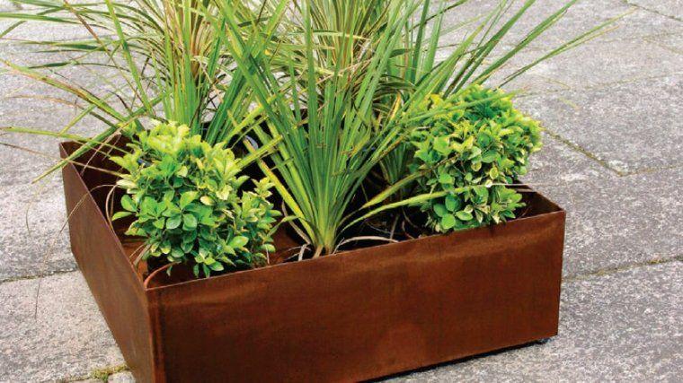 Jardineras inmensamente elegantes y funcionales Pinterest