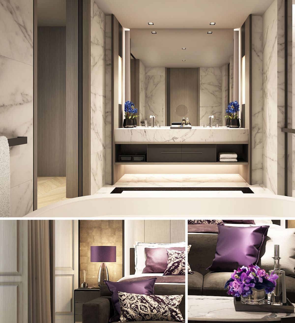 Pin by angela chao on plan - Bank badezimmer ...