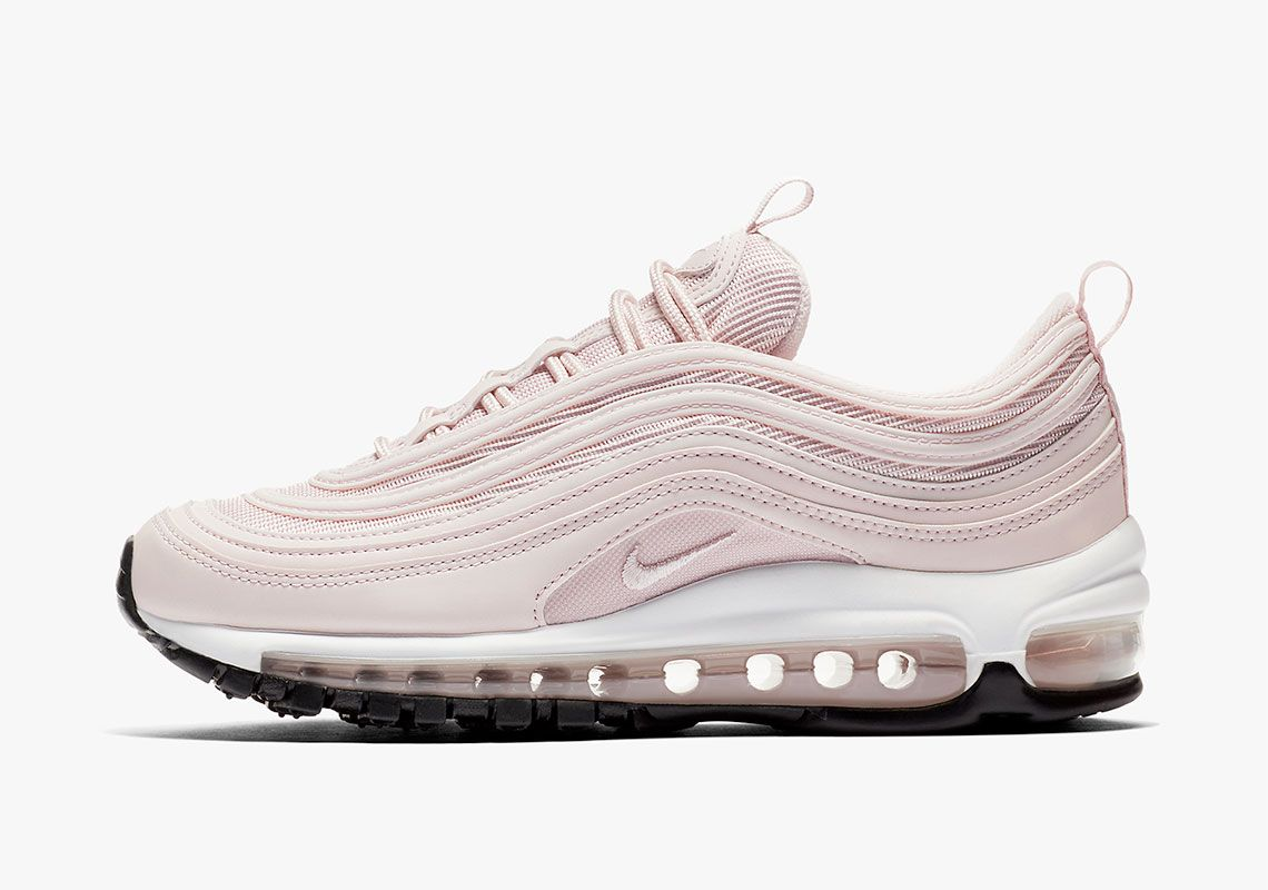 The Nike Air Max 97 Is Coming Soon In Soft Pink