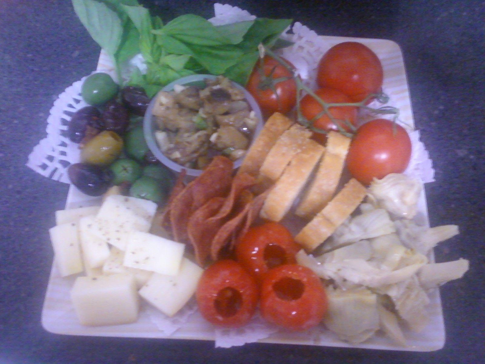 Ina Garten Recipe Antipasto Plate. Yummy In