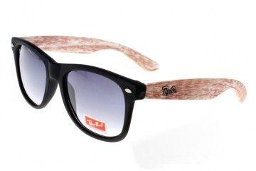 dfcca670bc9f8 Cool Ray Ban rb ZX300 Wayfarer Blue Black Coffee Stripe Sunglasses Online  Shopping