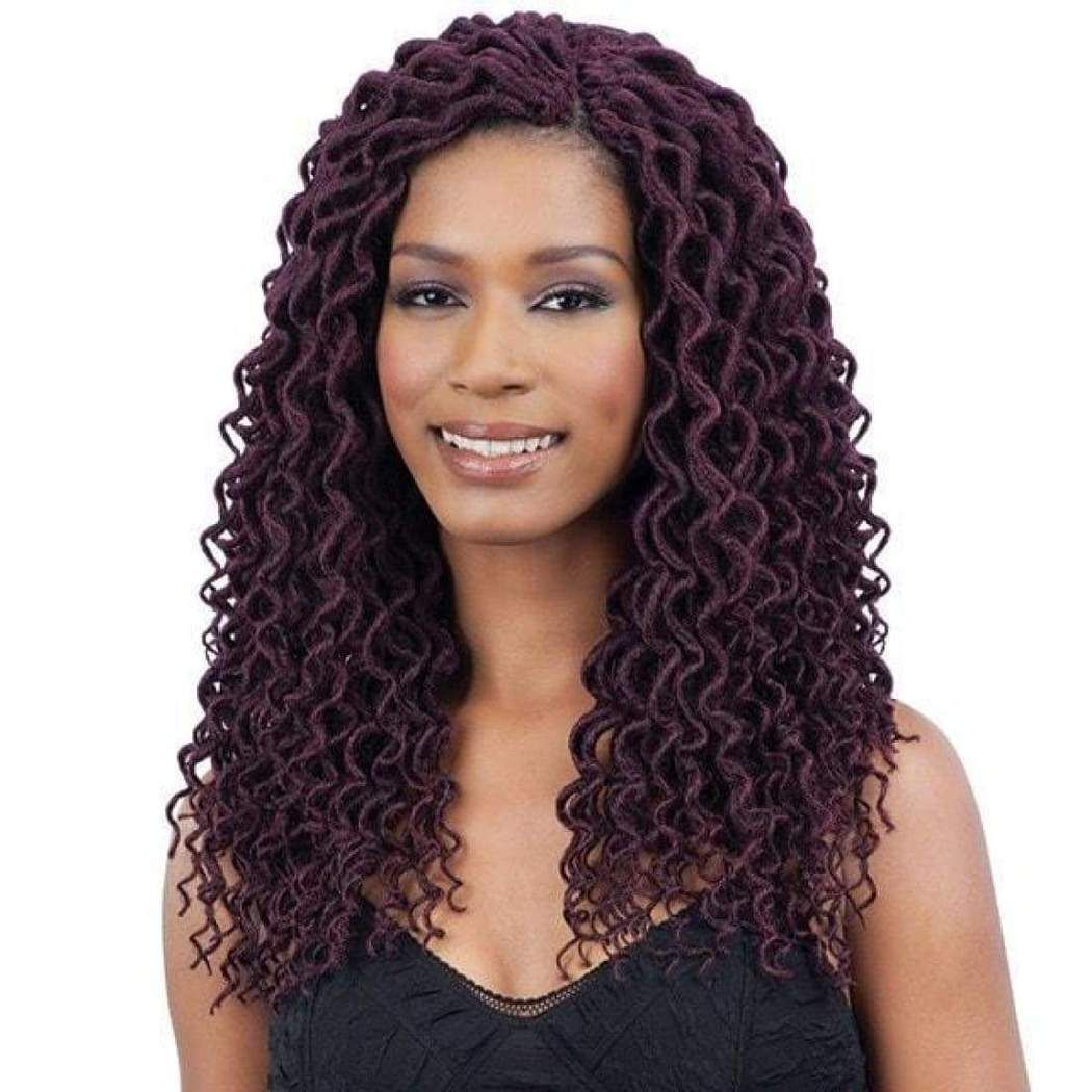Freetress Crochet Braid Soft Curly Faux Locs 12 Quot Curly