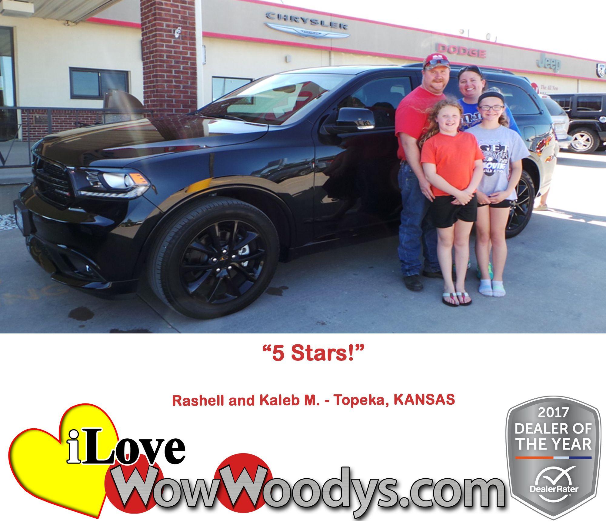 "5 Stars!"" Rashell and Kaleb M. Topeka, KANSAS | Over 10,000 WOWed ..."